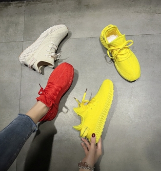 Colorful Summer Breathable Sneakers
