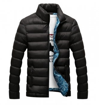 Windbreaker Quilted Winter Jacket – Outwear Brand SlimFit