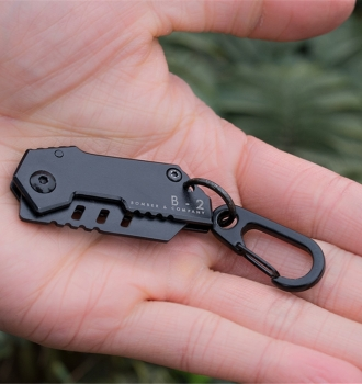 World's Smallest Knife
