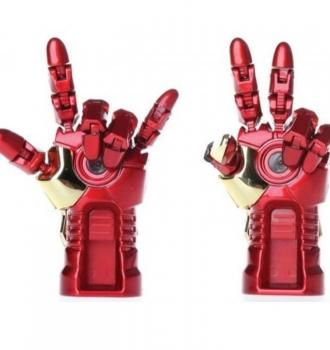 The avengers Iron Man USB Flash Drive 128GB 64GB 32GB 16GB 8GB