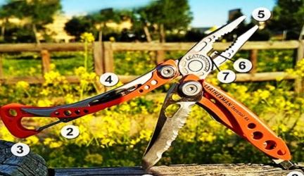 Skeletool 7-in-1 Multi-Tool